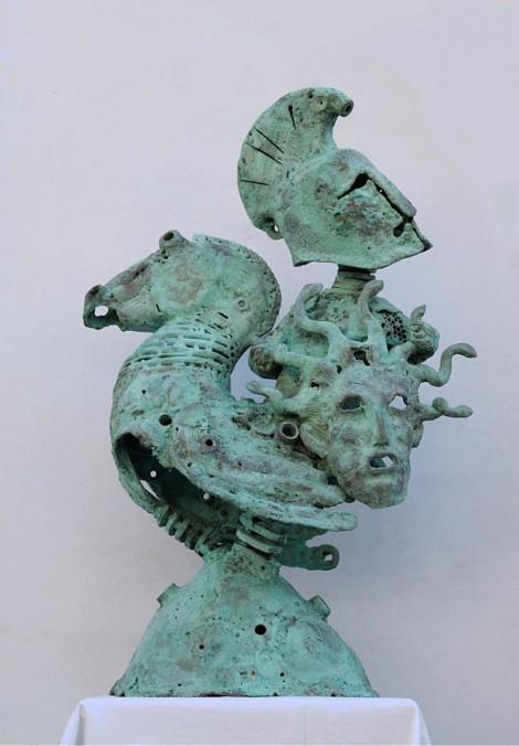Perseus, an art piece by Arman Hambardzumyan - image 1