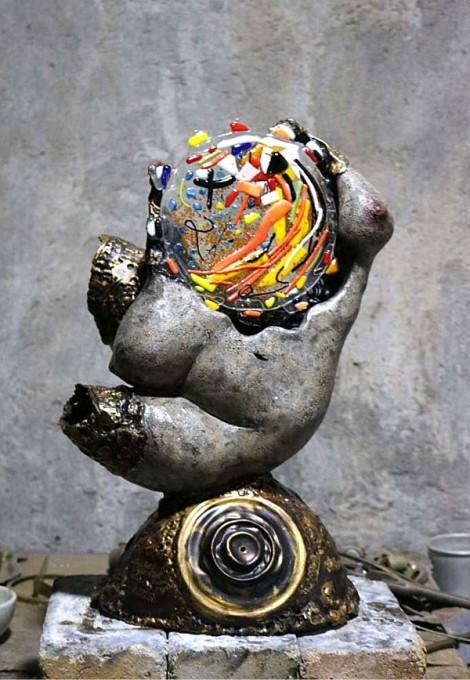 A Girl From Groningen, an art piece by Arman Hambardzumyan - image 1