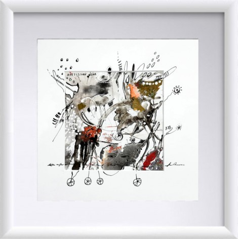 Abstraction 23, an art piece by Gor Avetisyan - image 1