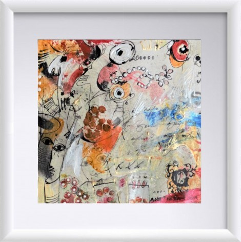 Abstraction 24, an art piece by Gor Avetisyan - image 1