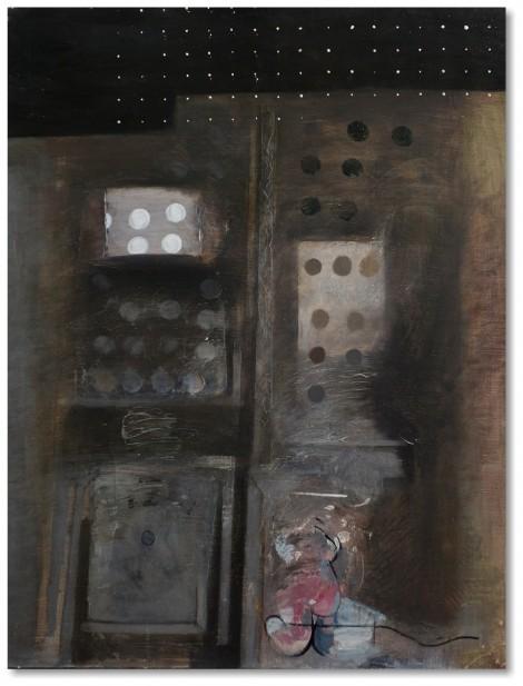 Abstraction II, an art piece by Felix Yeghiazaryan - image 1