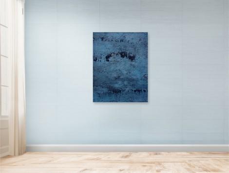 Blue hour, an art piece by Hrachya Vardanyan - image 1