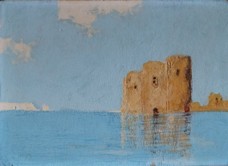 Fort, an art piece by Vasiliy Vardanyan (1910 - 1993) - image 1
