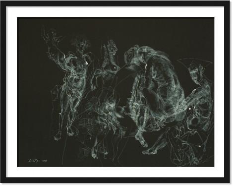 Generations, an art piece by Felix Yeghiazaryan - image 1