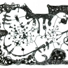 Abstract Love 3, an art piece by Arman Hambardzumyan