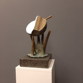 The Thinker, an art piece by Van Soghomonyan