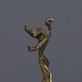 Dancing Man 2, an art piece by Nona Gabrielyan