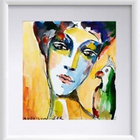 Abstraction 03, an art piece by Gor Avetisyan