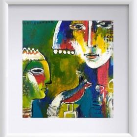 Abstraction 04, an art piece by Gor Avetisyan