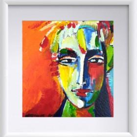 Abstraction 07, an art piece by Gor Avetisyan