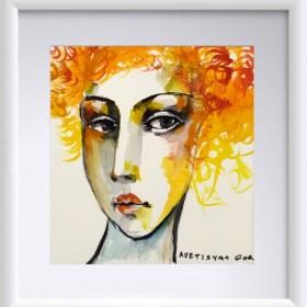 Abstraction 11, an art piece by Gor Avetisyan