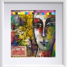 Abstraction 17, an art piece by Gor Avetisyan