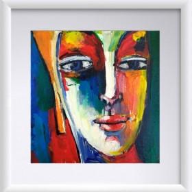 Abstraction 18, an art piece by Gor Avetisyan