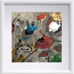 Abstraction 19, an art piece by Gor Avetisyan