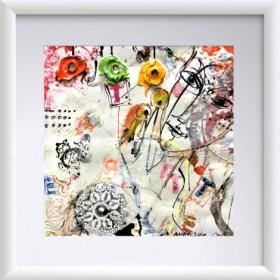 Abstraction 20, an art piece by Gor Avetisyan