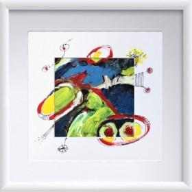 Abstraction 22, an art piece by Gor Avetisyan