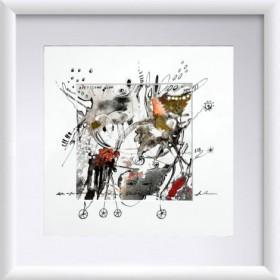 Abstraction 23, an art piece by Gor Avetisyan
