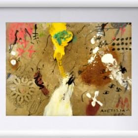 Abstraction 08, an art piece by Gor Avetisyan