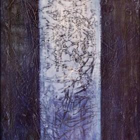 Night, an art piece by Hasmik Avetisyan