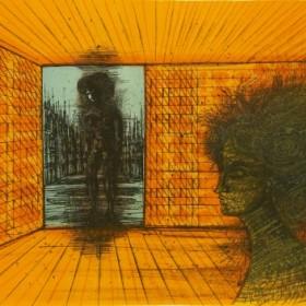 4, an art piece by Jean Carzou