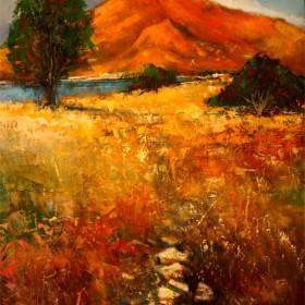 Mountain, an art piece by Serjo Maltsev
