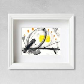 Positions 1, an art piece by Tigran Abramjan