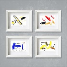 Positions 2, an art piece by Tigran Abramjan