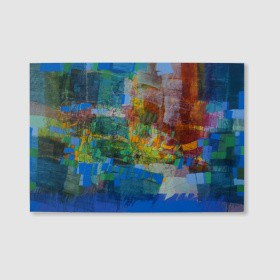 Abstraction 10 , an art piece by Albert Hakobyan