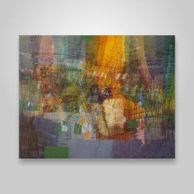 Abstract Painting 2, an art piece by Albert Hakobyan