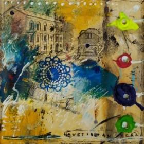 Abstraction 01, an art piece by Gor Avetisyan