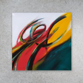 Abstract Composition III, an art piece by Gor Avetisyan
