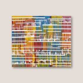 Invisible Borders 1, an art piece by Garen Bedrossian