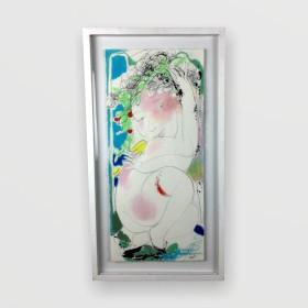 Muse of Summer, an art piece by Lilit Soghomonyan