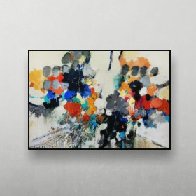 Reflections, an art piece by Gagik  Ghazanchyan