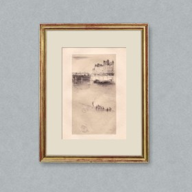 Limited edition print by Edgar Chahine, an art piece by Edgar Chahine (1874-1947)